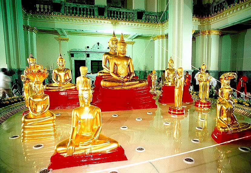 ปางพระพุทธรูป